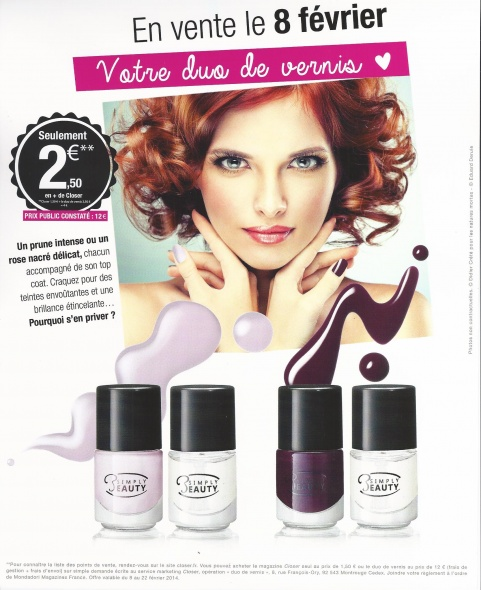 closer duo vernis février 2014