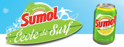 Youzz campagne marketing boisson SUMOL