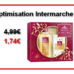 Intermarché : Coffret Mont Saint-Michel à 1,74€ au lieu de 4,99€ (Optimisation)