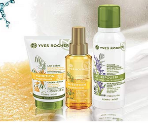 yves rocher soins corps
