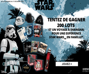 e leclerc grand jeu star wars rogue one 200 lots star wars gagner maximum chantillons. Black Bedroom Furniture Sets. Home Design Ideas