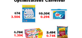 Carrefour : Promotions et optimisations (Du 09 Octobre 2018 au 15 Octobre 2018)