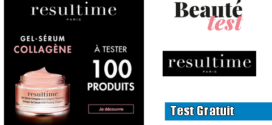 Beauté Test : Testez le Gel-Sérum Collagène de Resultime