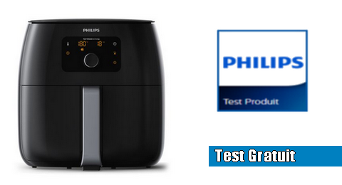 test gratuit produits philips airfryer xxl de philips maximum chantillons. Black Bedroom Furniture Sets. Home Design Ideas