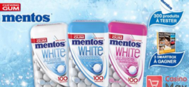 Test Gratuit Casino Max : Chewings-gums Mentos White Always
