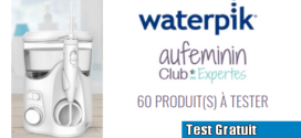 Club des Expertes Auféminin : Testez le WATERPIK ULTRA PLUS WP-160 de Waterpik