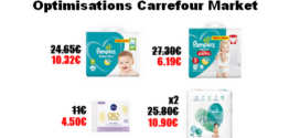 Carrefour Market : Promotions et optimisations (Du 15  Janvier 2019 au 27 Janvier 2019)