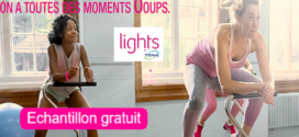 Échantillons gratuits protection Lights by TENA