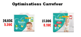 Carrefour : Promotions et optimisations (Du 12 Février 2019 au 25 Février 2019)