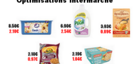 Intermarché : Promotions et optimisations (Du 19 Mars 2019 au 31 Mars 2019)