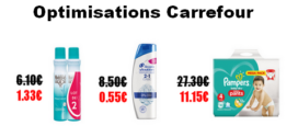 Carrefour : Promotions et optimisations (Du 12 Mars 2019 au 18 Mars 2019)