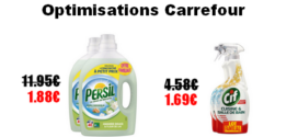 Carrefour : Promotions et optimisations (Du 09 Avril 2019 au 22 Avril 2019)