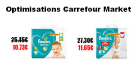Carrefour Market : Promotions et optimisations (Du 09 Avril 2019 au 21 Avril 2019)