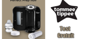 Tommee Tippee Test Gratuit : Perfect Prep noirTommee Tippee