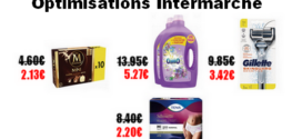Intermarché : Promotions et optimisations (Du 14 Mai 2019 au 26 Mai 2019)