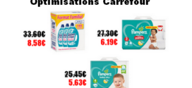 Carrefour : Promotions et optimisations (Du 14 Mai 2019 au 27 Mai 2019)