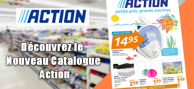 Action catalogue du 12 Juin 2019 au 18 Juin 2019