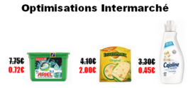 Intermarché : Promotions et optimisations (Du 25 Juin 2019 au 30 Juin 2019)