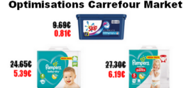 Carrefour Market : Promotions et optimisations (Du 11 Juin 2019 au 23 Juin 2019 )