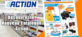 Catalogue Action du 03 Juillet Au 09 Juillet 2019