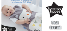 Tommee Tippee Test Gratuit : Gigoteuse Grobag Ollie la chouette