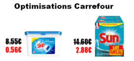 Carrefour : Promotions et optimisations (Du 13 Août 2019 au 26 Août 2019)