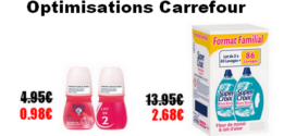 Carrefour : Promotions et optimisations (Du 20 Août 2019 au 26 Août 2019)