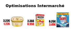 Intermarché : Promotions et optimisations (Du 13 Août 2019 au 25 Août 2019)
