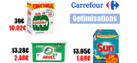 Carrefour : Promotions et optimisations (Du 17 Septembre 2019 au 23 Septembre 2019)