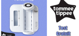 Tommee Tippee Test Gratuit : Perfect Prep Tommee Tippee.