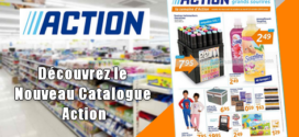 Action Catalogue du 16 Octobre au 22 Octobre 2019