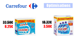 Carrefour : Promotions et optimisations (Du 15 Octobre au 21 Octobre 2019)