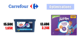 Carrefour : Promotions et optimisations (Du 22 Octobre au 28 Octobre 2019)