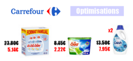 Carrefour : Promotions et optimisations (Du 12 novembre au 18 Novembre 2019)