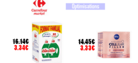 Carrefour Market : Promotions et optimisations (Du 18 février 2020 au 1er Mars 2020)