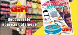 Gifi Catalogue Mai/Juin 2020
