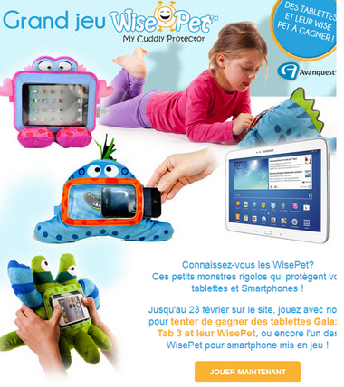 concours MagicMaman wisepet