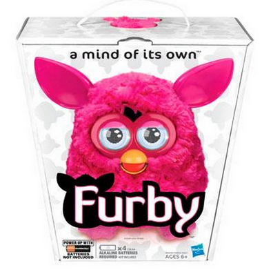 Furby promotion 2014