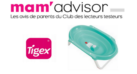 Test Gratuit Famili Mam Advisor Baignoire Pliable Tigex Maximum Echantillons